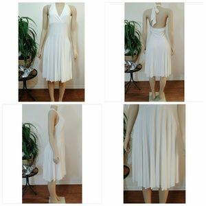 Vintage Marilyn Monroe Style Halter Dress